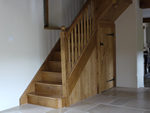 Staircase by King Bros Construction